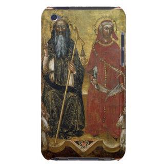 SaintsAnthony Abbot och Eligius - målad behandling iPod Touch Fodral