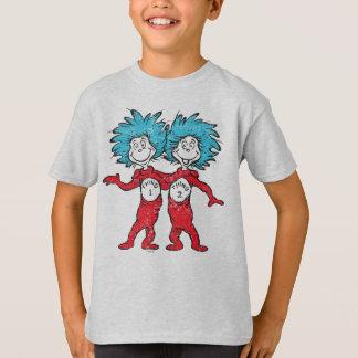 Sak 1, sitta för Dr. Seuss | för sak 2 T-shirts