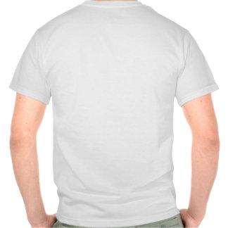 Sake till mig som är oförskräckt t-shirts