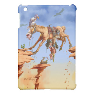 Saker tittar upp! iPad mini mobil fodral