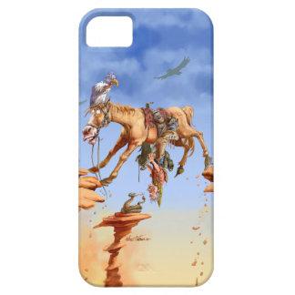 Saker tittar upp iPhone 5 Case-Mate skydd