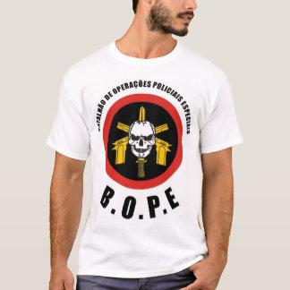 Sakkunnigpolisstyrka för BOPE Tropa De Elit T-shirt