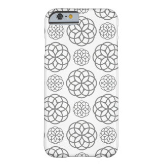Sakral geometri barely there iPhone 6 fodral