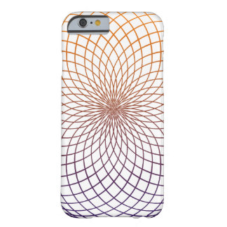 Sakral geometri barely there iPhone 6 skal