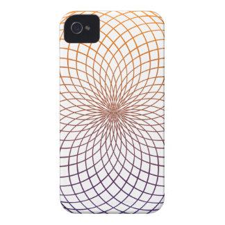 Sakral geometri Case-Mate iPhone 4 fodraler