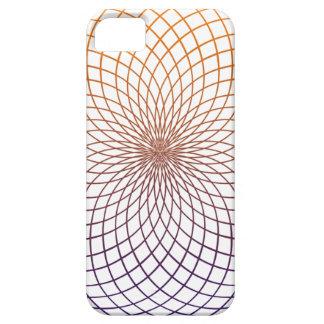 Sakral geometri iPhone 5 Case-Mate skal