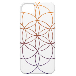 Sakral geometri iPhone 5 skydd