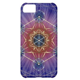 Sakral geometri iPhone 5C fodral