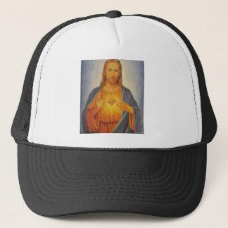 Sakral hjärta av Jesus Truckerkeps