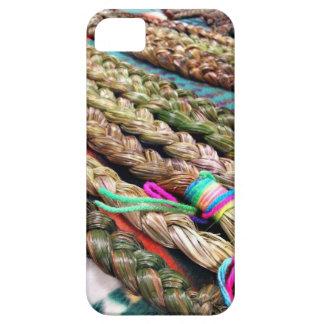 Sakralt Sweetgrass mobilt fodral iPhone 5 Case-Mate Skal