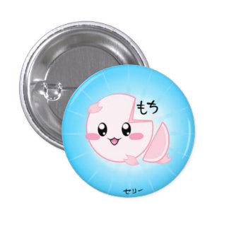 Sakura Mochi glass knäppas Mini Knapp Rund 3.2 Cm