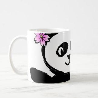 Sakura Panda Kaffemugg