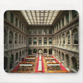 Sala di Lettura som byggas i 1537-88 (fotoet) Musmatta