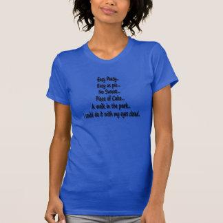 Salar 3 utslagsplatskvinnor t shirts