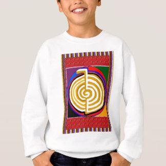 Sale Chokurei Reiki som läker symbolgåvaskjortor T Shirts