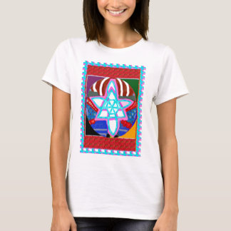 Sale GNOSA Karuna Reiki som läker symbolskjortor T-shirts