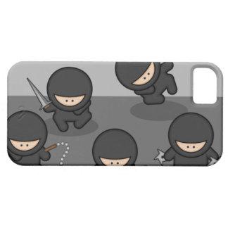 SALE - lite fodral för Ninjas iPhone 5 iPhone 5 Fodral