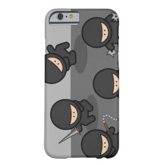 SALE - lite fodral för Ninjas iPhone 6 Barely There iPhone 6 Fodral