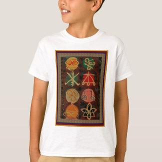 Sale på skjortor Karuna Reiki som läker Tee Shirt