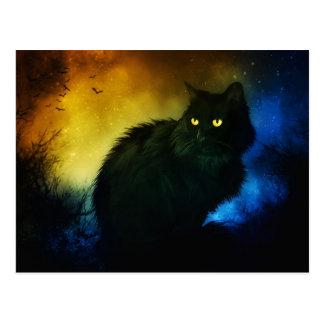 Salem natt vykort