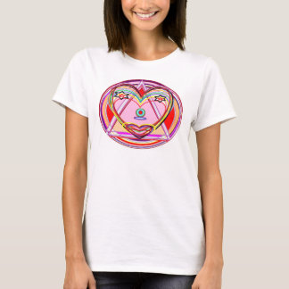 SALEPRIS: Skjorta för ovala DISKETTER för RUNDA T Shirt