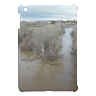 Salinasflodnorden av veteranminnesmärken iPad mini mobil fodral