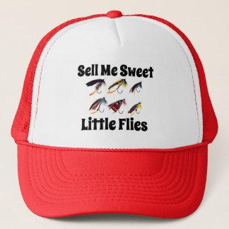 """""""Sälj som mig, flyger sötsaken lite"""" att fiska Keps"""