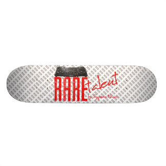 Sällsynt talang vid Syprez musik Skateboard Bräda 20 Cm