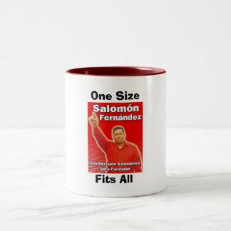 salo1 ett format, alla passformar, pribek.net, Två-Tonad mugg