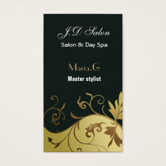 Salongbusinesscards Visitkort