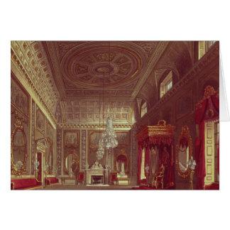 Salongen, Buckingham Palace Hälsningskort