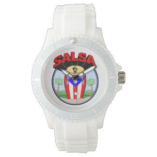 Salsa Time! Armbandsur