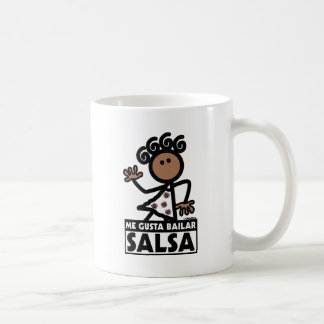SALSA VIT MUGG