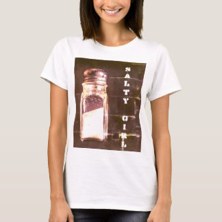 Salt flicka tröja