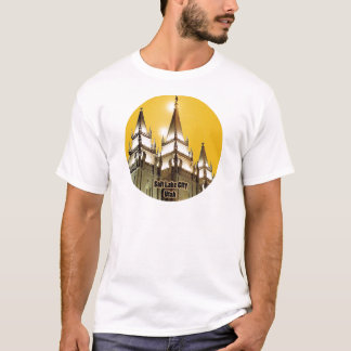 Salt Lake City Utah Tee Shirt