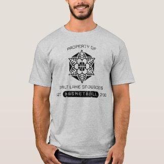 Salt sjö SnowBees T Shirt