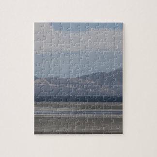 Salt Utah landskap pussel
