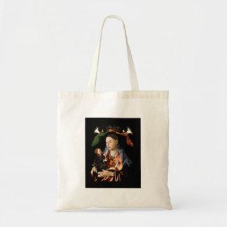 Salta Madonna och Kristusbarnet Tygkasse