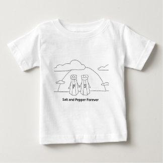 Salta och peppra för evigt tshirts