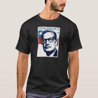 Salvador Allende - Venceremos T-shirts