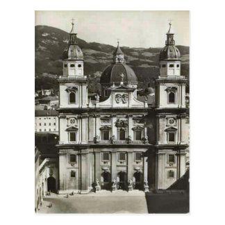 Salzburg Domkirche Vykort
