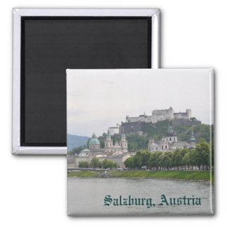 Salzburg Österrike Magnet