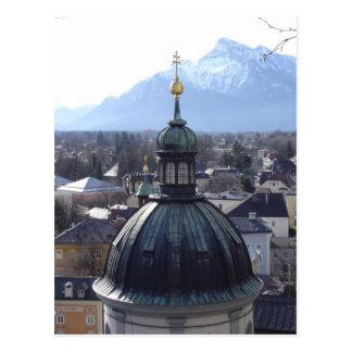 Salzburg Vykort