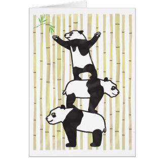 Samarbeta Pandas OBS Kort