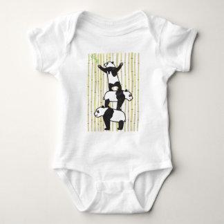 Samarbeta Pandas Tee Shirt