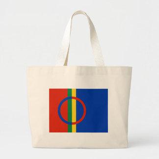 Sami flagga tygkassar