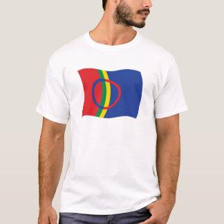 Sami folk flaggaskjorta t-shirts