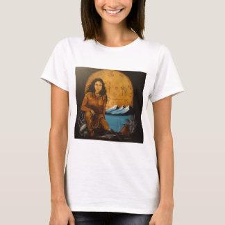 samisk kvinna t-shirt