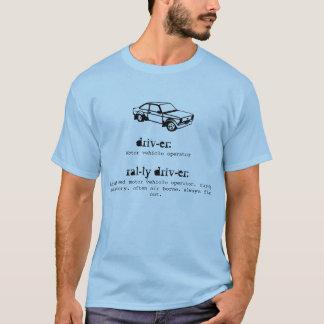 Samla chaufförT-tröja Tröjor