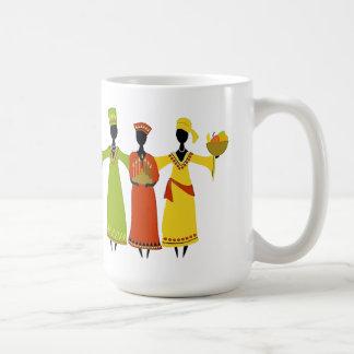 Samla den Kwanzaa muggen Kaffemugg